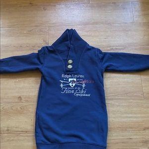 Kids Ralph Lauren Sweater Dress😊